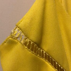 Gianni Bini Dresses - GB yellow dress!